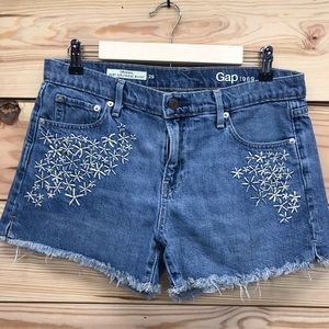 Gap Original Best Girlfriend Shorts Jean 29